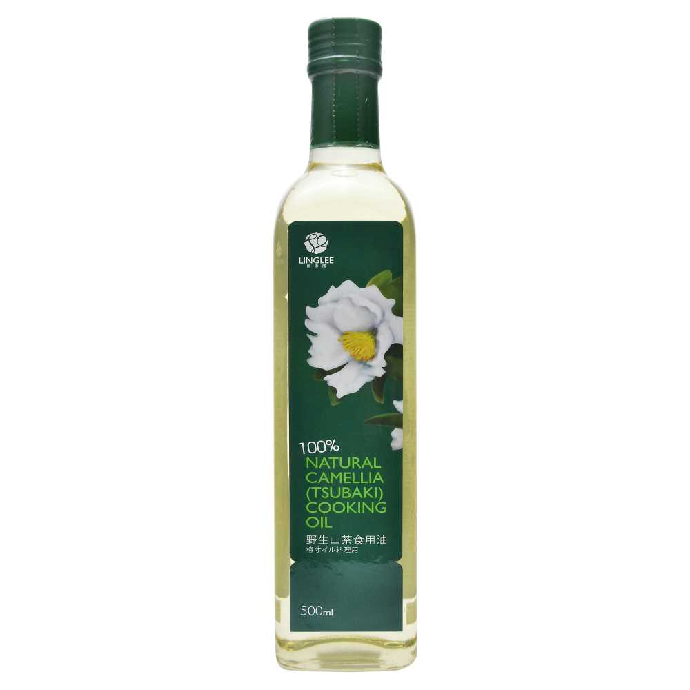 Ling Lee 野生山茶食用油500ml