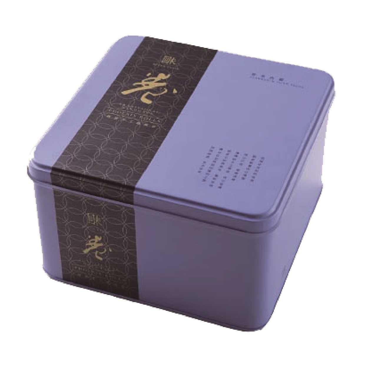 回味傳統手工鳳凰卷-紫菜肉鬆 454g