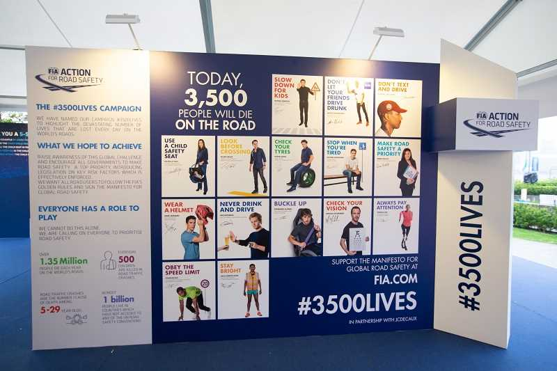 3500 Lives 展覽