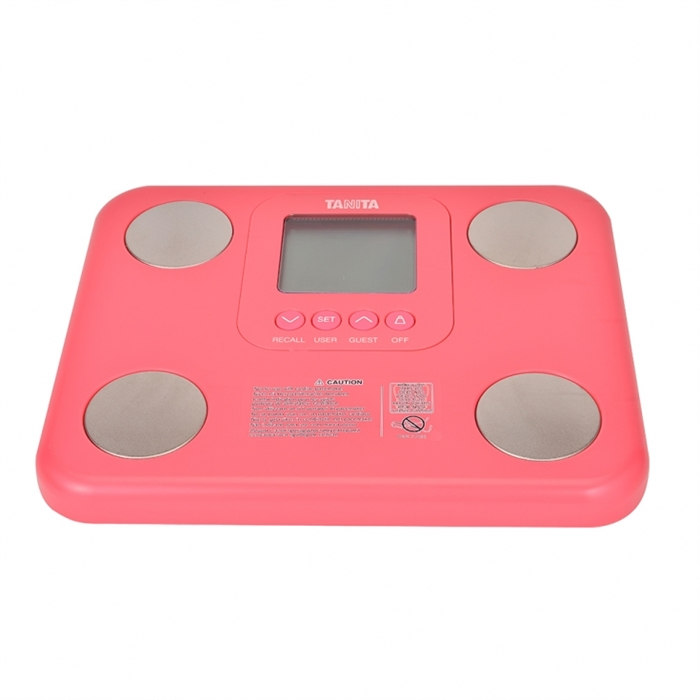 TANITA Body Fat Scale BC730 (pink)