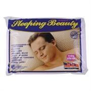 睡美人男裝硬乳膠枕