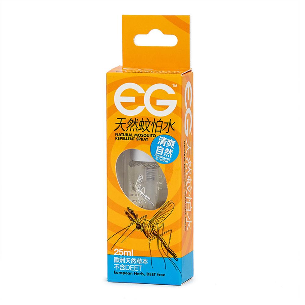 EG Natural Mosquito Repellent Spray