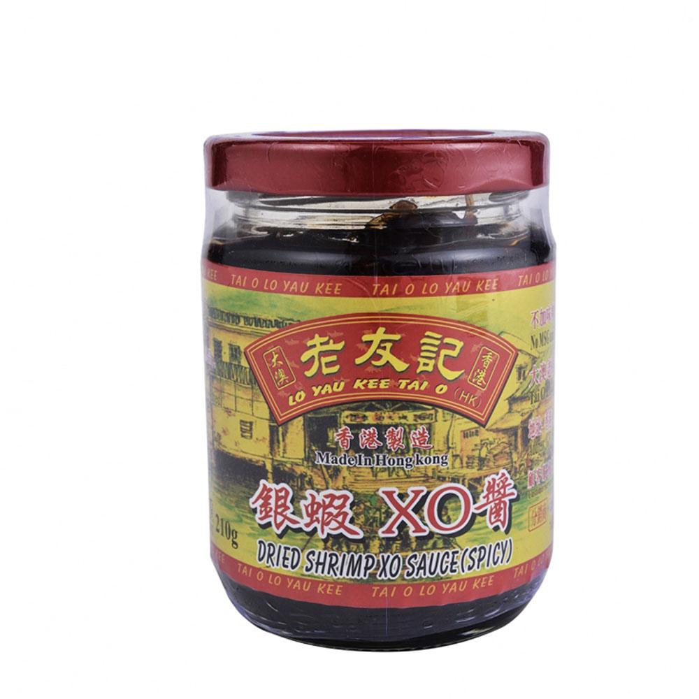 大澳老友記銀蝦XO醬(辣味)