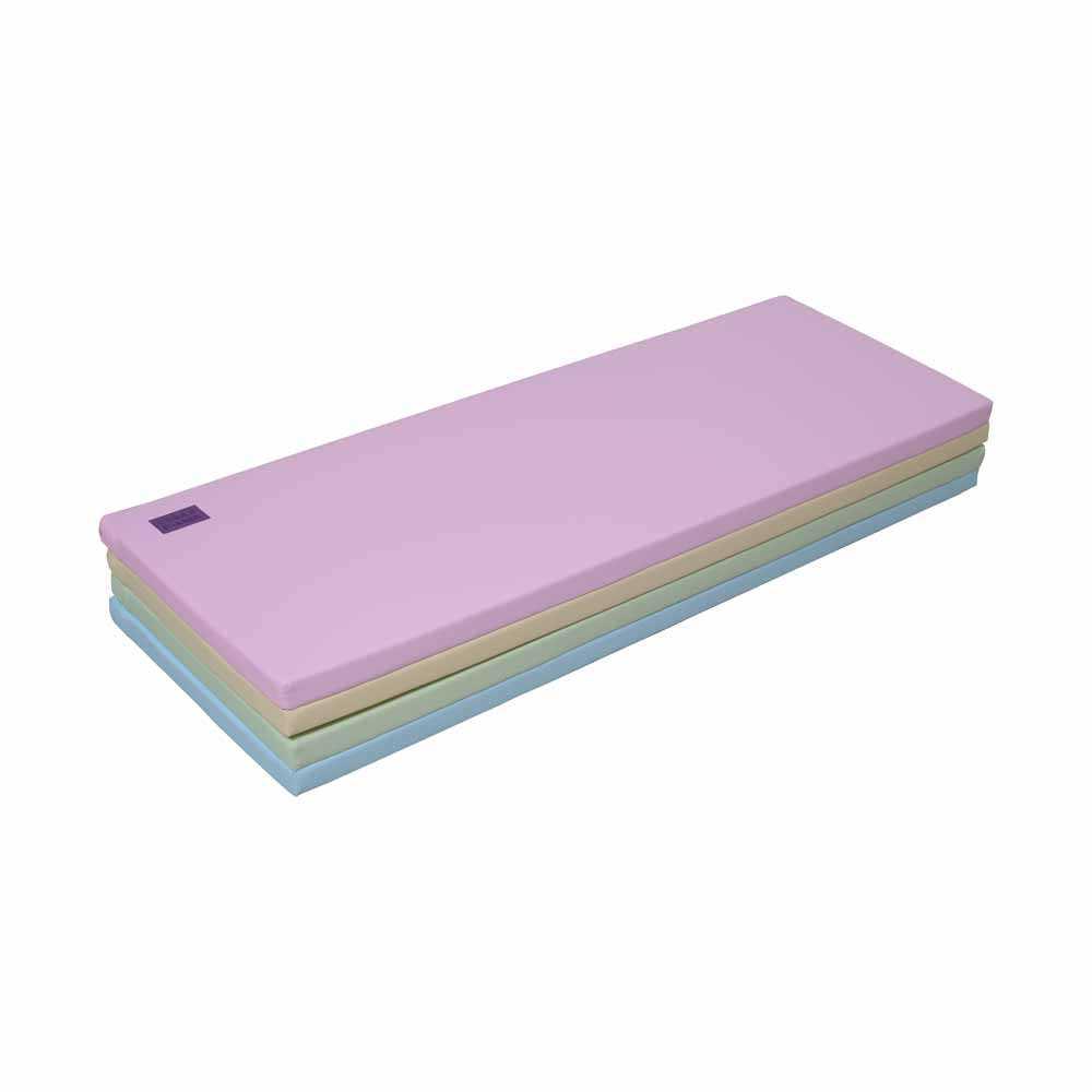 Caraz Q4加厚摺摺地墊C01Q4002(粉彩色)