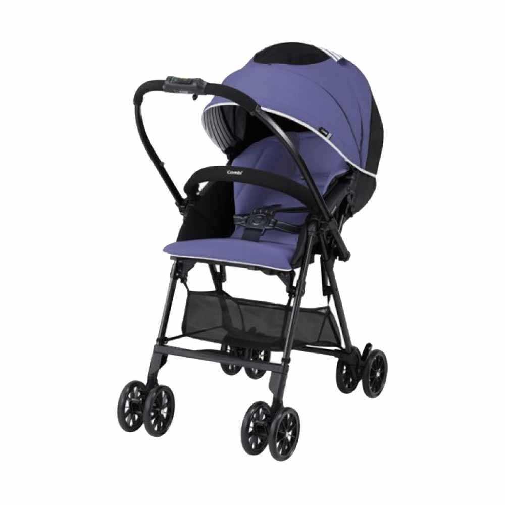Combi Mechacal Handy S 嬰兒車 117010 (紫色)