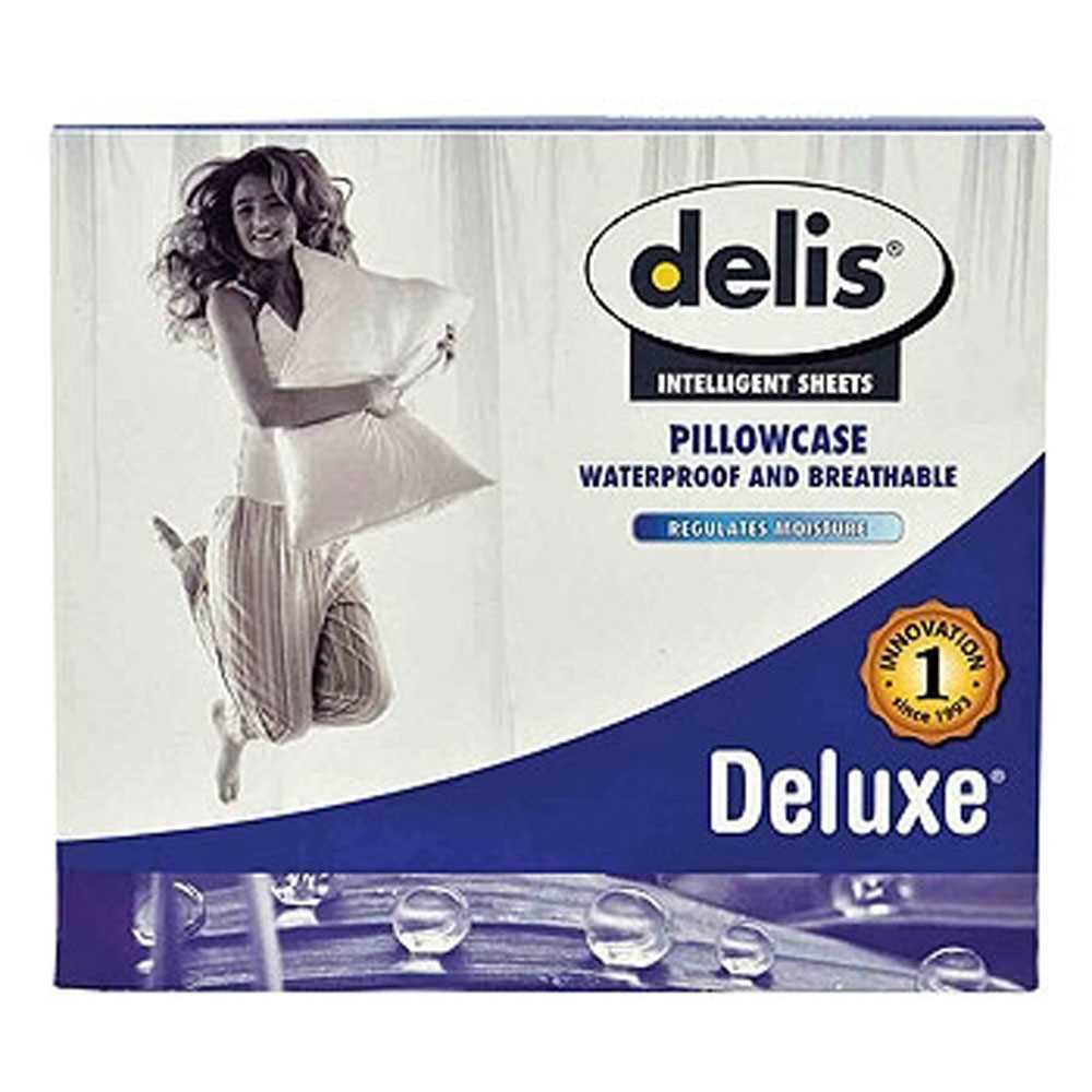 Delis Deluxe Pillow Protector (peach)