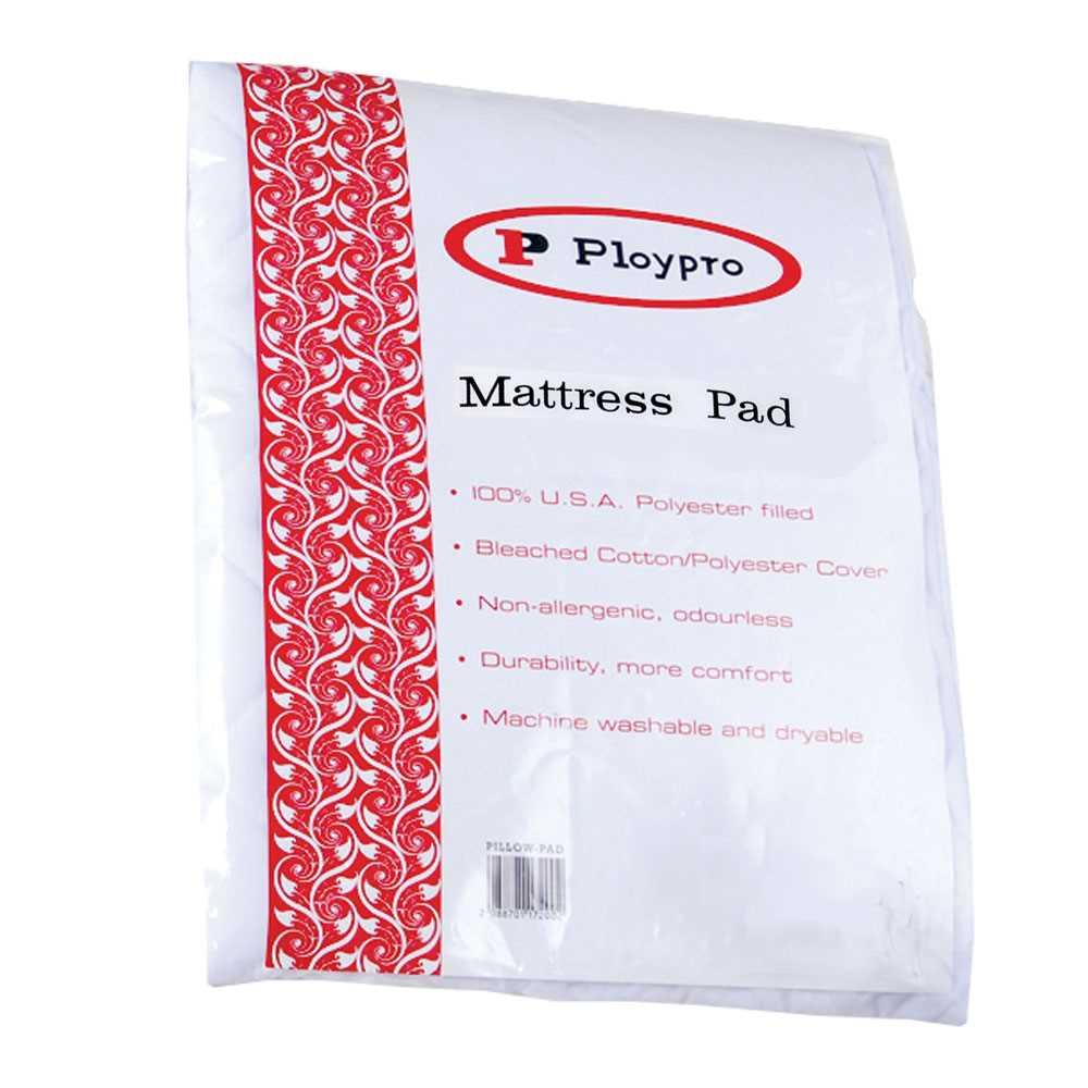 P PLOYPRO 60 inches Mattress Pad