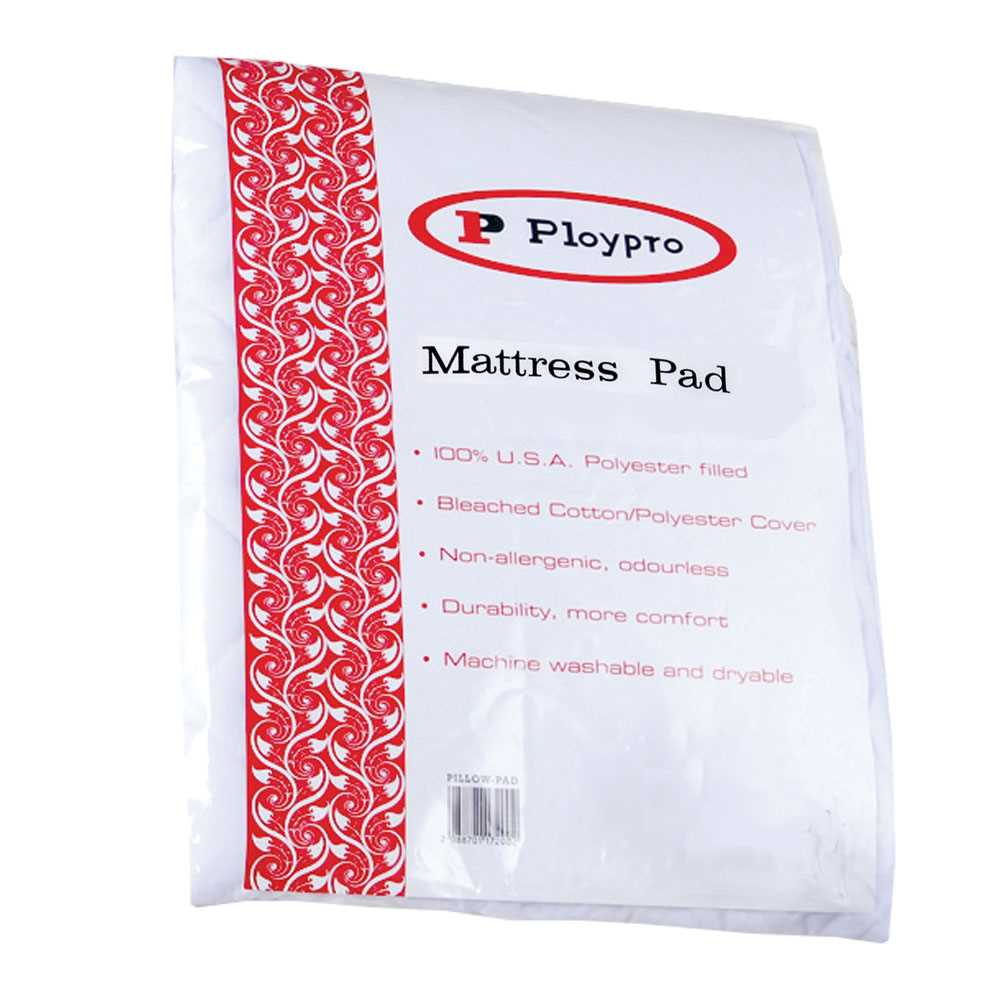 P PLOYPRO 36 inches Mattress Pad