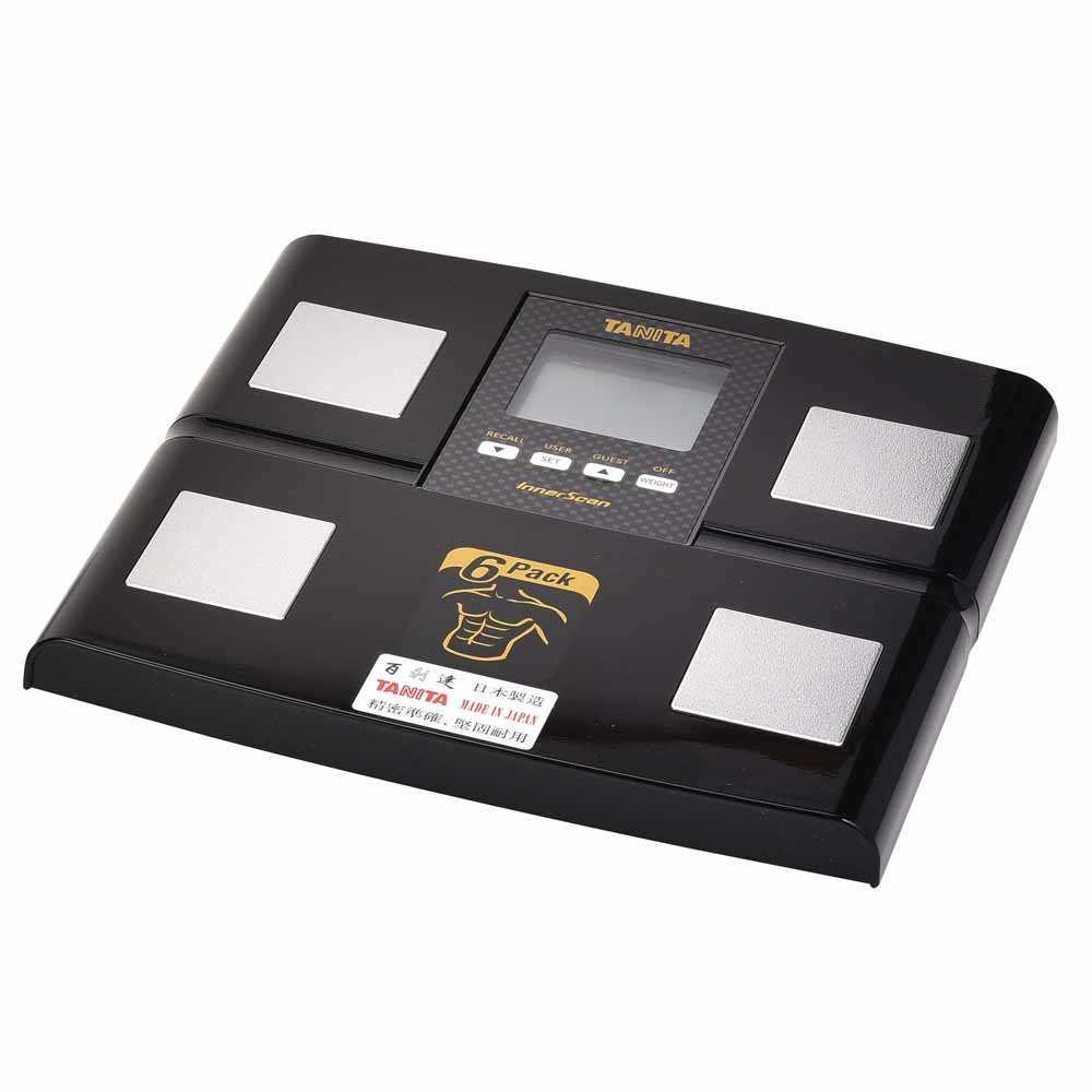 日本Tanita電子體重脂肪磅BC-541N(黑色)