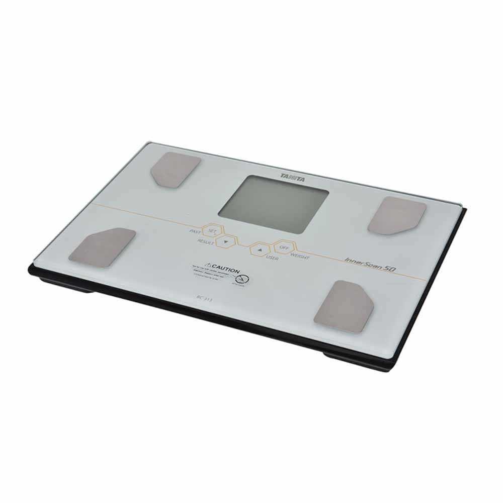 TANITA Body Fat Scale BC-313 (white)
