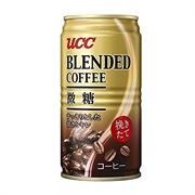 UCC Blended 微糖咖啡185毫升(10件)