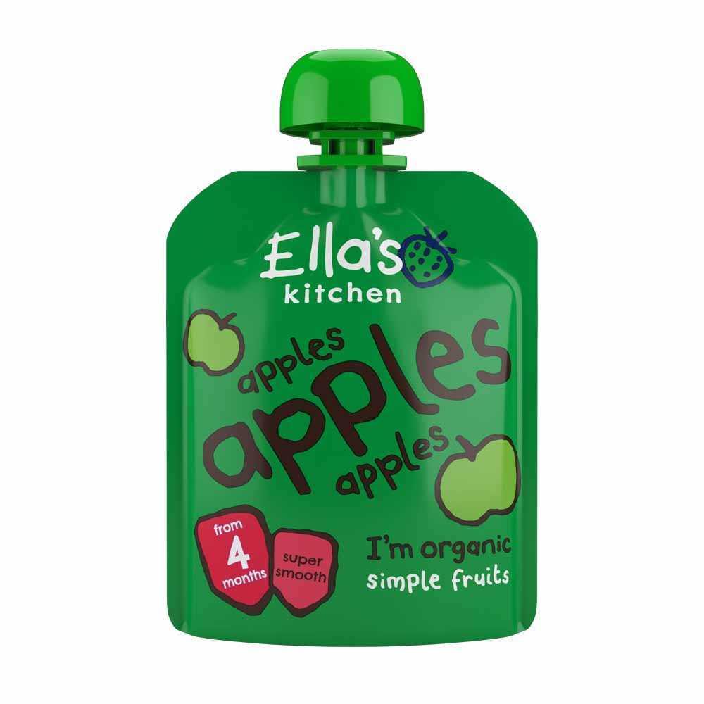 Ella's Kitchen有機蘋果雜果蓉