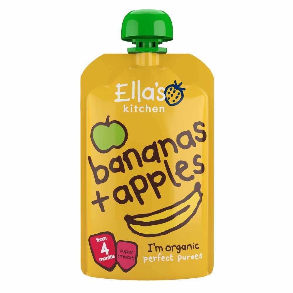 Ella's Kitchen 有機蘋果+香蕉 EK216