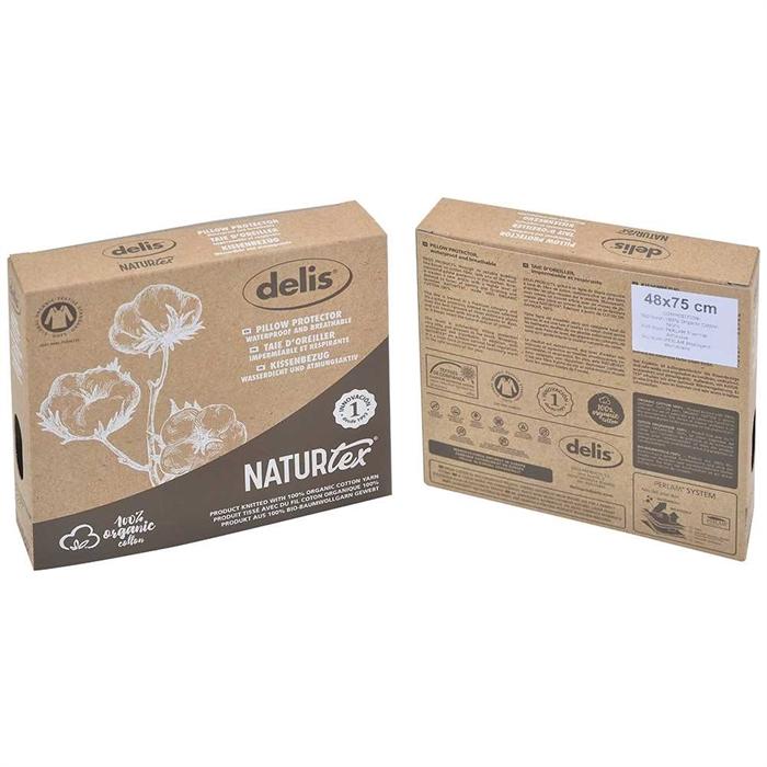 西班牙製造Delis100%有機棉枕墊