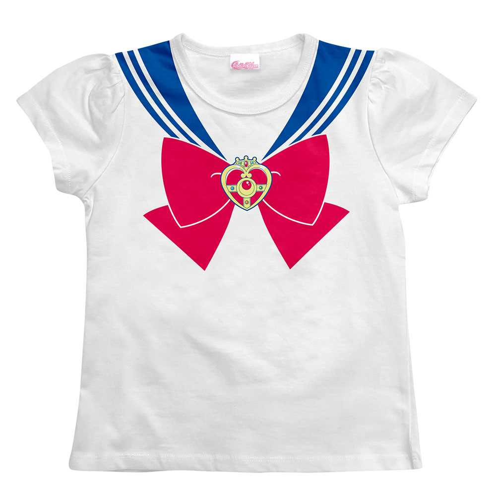 美少女戰士小童Tee191KM103