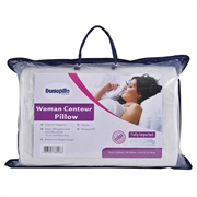 Dunlopillo Woman Contour Pillow With Gift