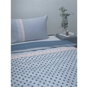 Portugal Made Luzmont 100% Cotton Bed Set Double Size (Point)