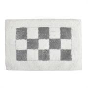 浴室地毯40x60厘米(白色)TJ1750