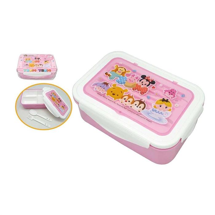 TSUM TSUM 1.4L餐盒附羹叉TTP11477
