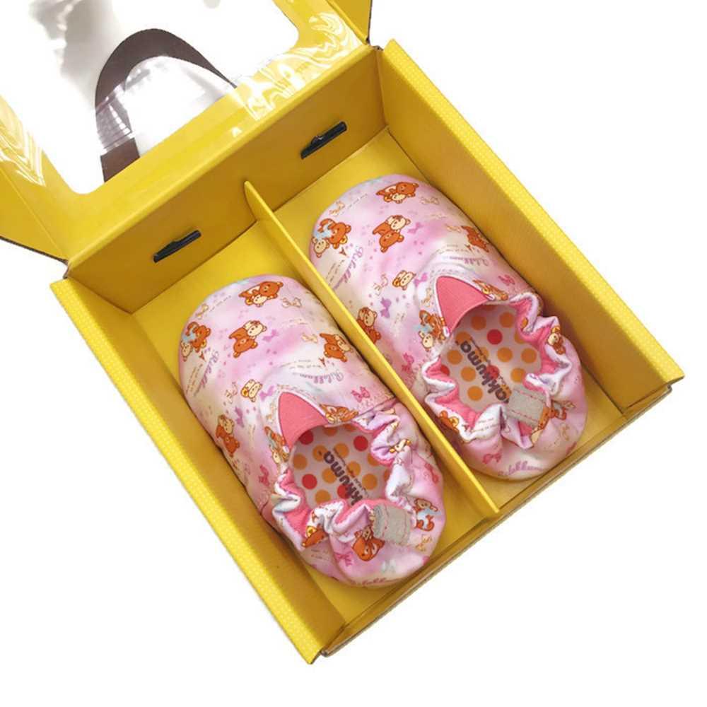 JPLUSJ 幻彩鬆弛熊學步鞋RKS300(粉紅色)