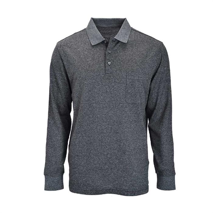 Barti Club Polo Shirt 1A - Black