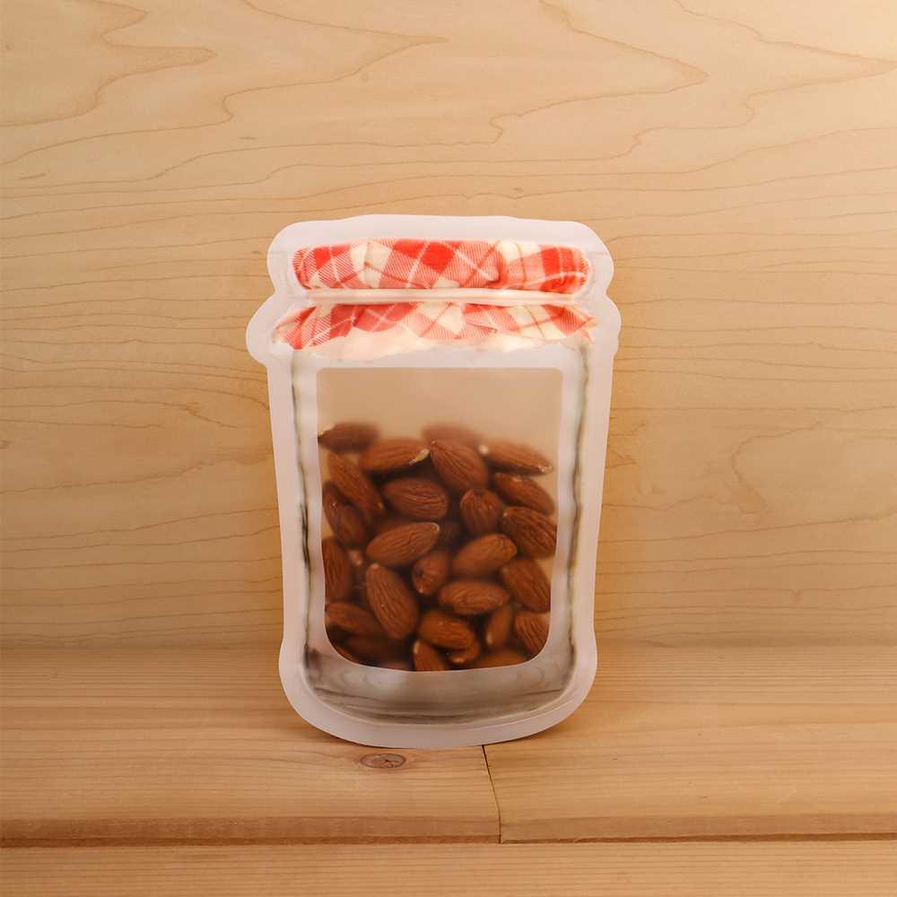 Kikkerland 食物储存袋4个装-细
