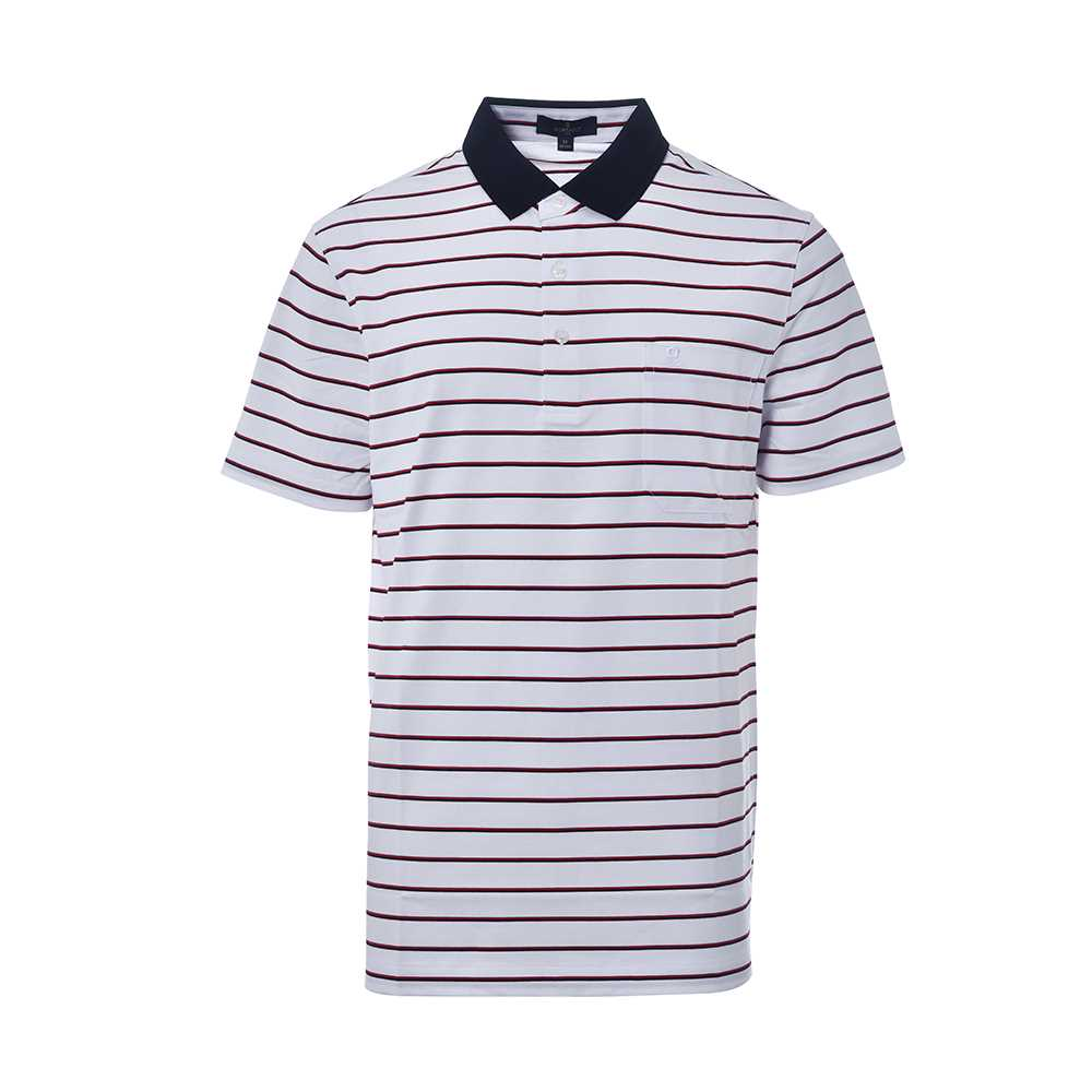 Montagut Premium Cotton Polo Shirt TSS1111528 - White