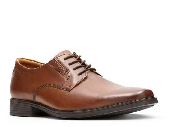 Clarks Men Smart Shoes 26130097 7G-Brown