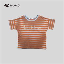 班比奇新款男童T恤00820