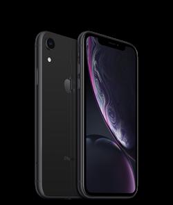 APPLE - iPhone XR, 64GB Black