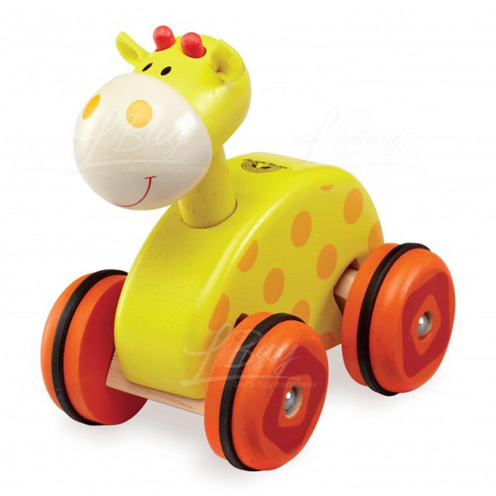 Wonder World WW-1542 長頸鹿搖頭玩具車