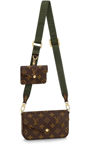 LV Félicie Strap and Go 3合1手袋