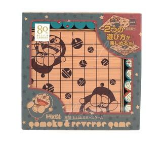 多啦A夢 木製五子棋