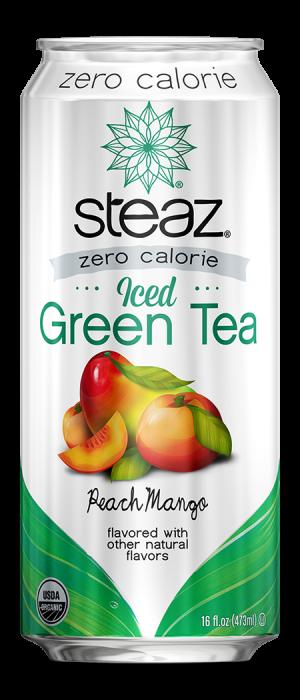 Steaz 零卡路里冰绿茶(核+芒果)