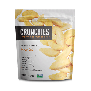 Crunchies Freeze Dried Mango