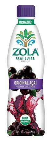 Zola Acai Juice (Original Acai) 946ml