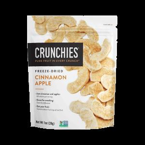 Crunchies 天然冷凍果乾(肉桂蘋果)