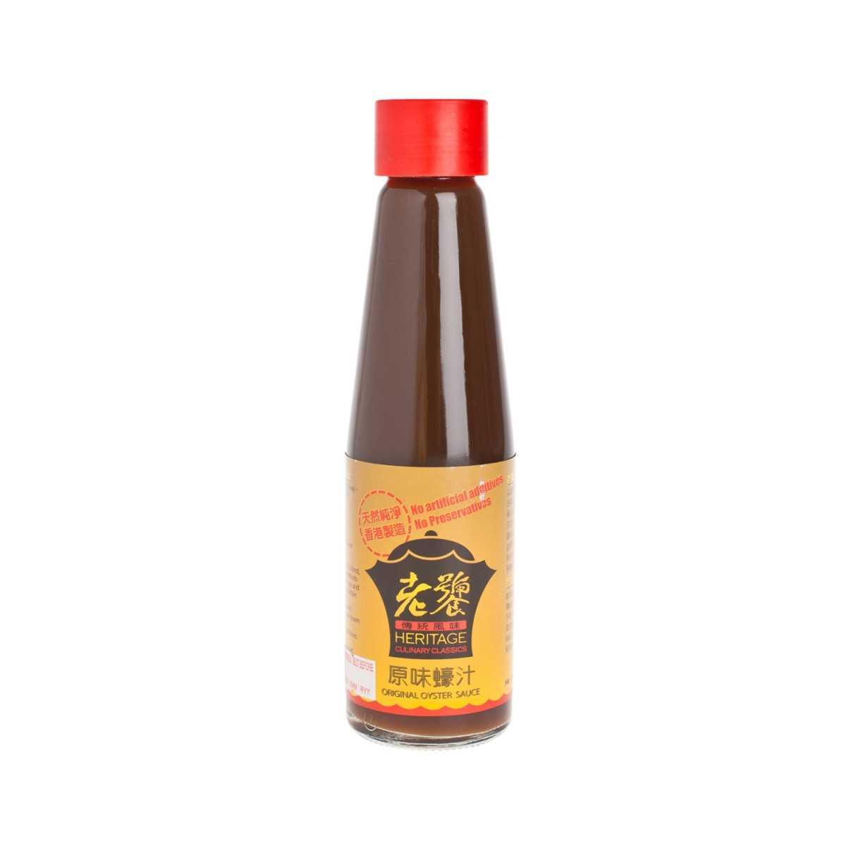 Heritage Original Oyster Sauce