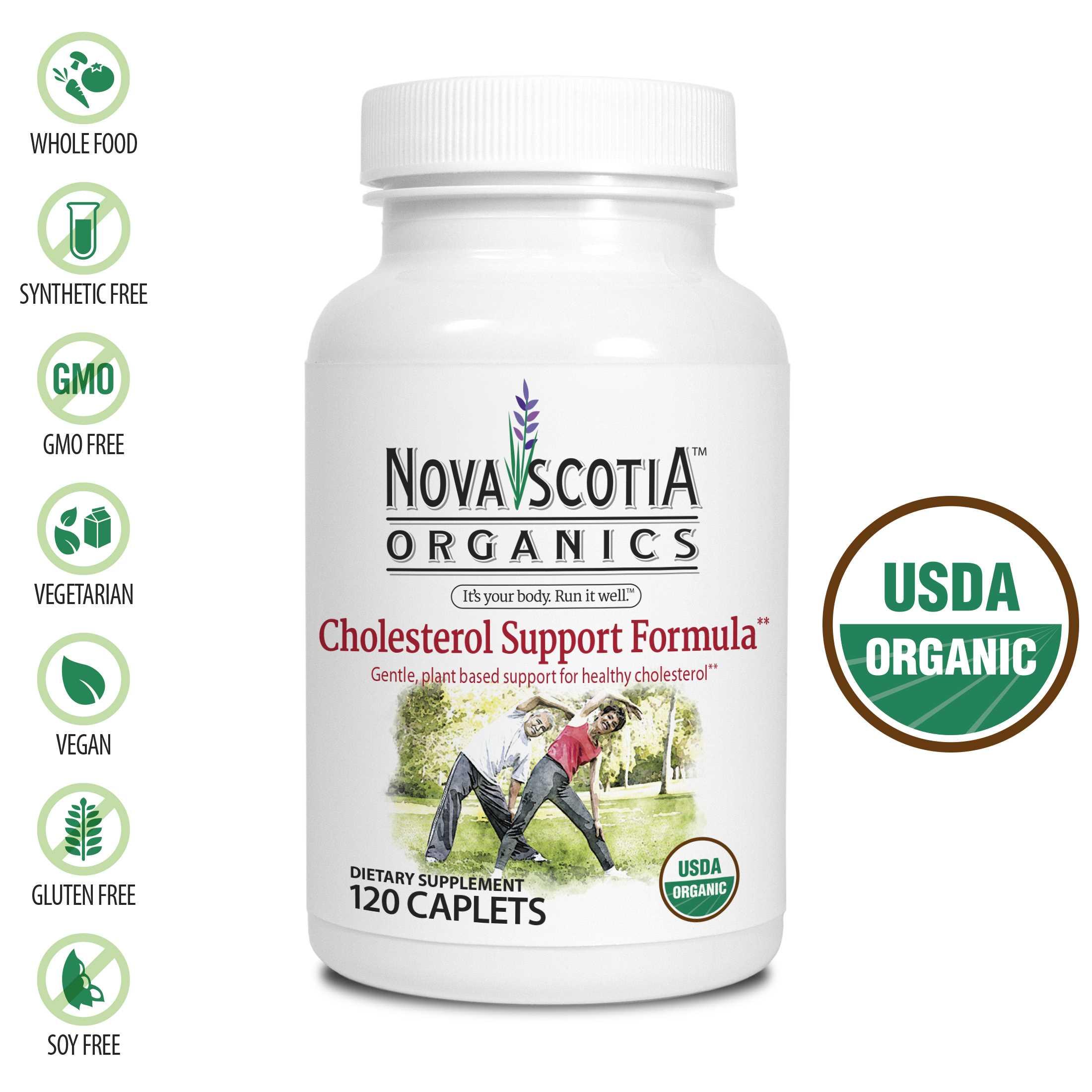 Nova Scotia Cholesterol Support Formula 120's