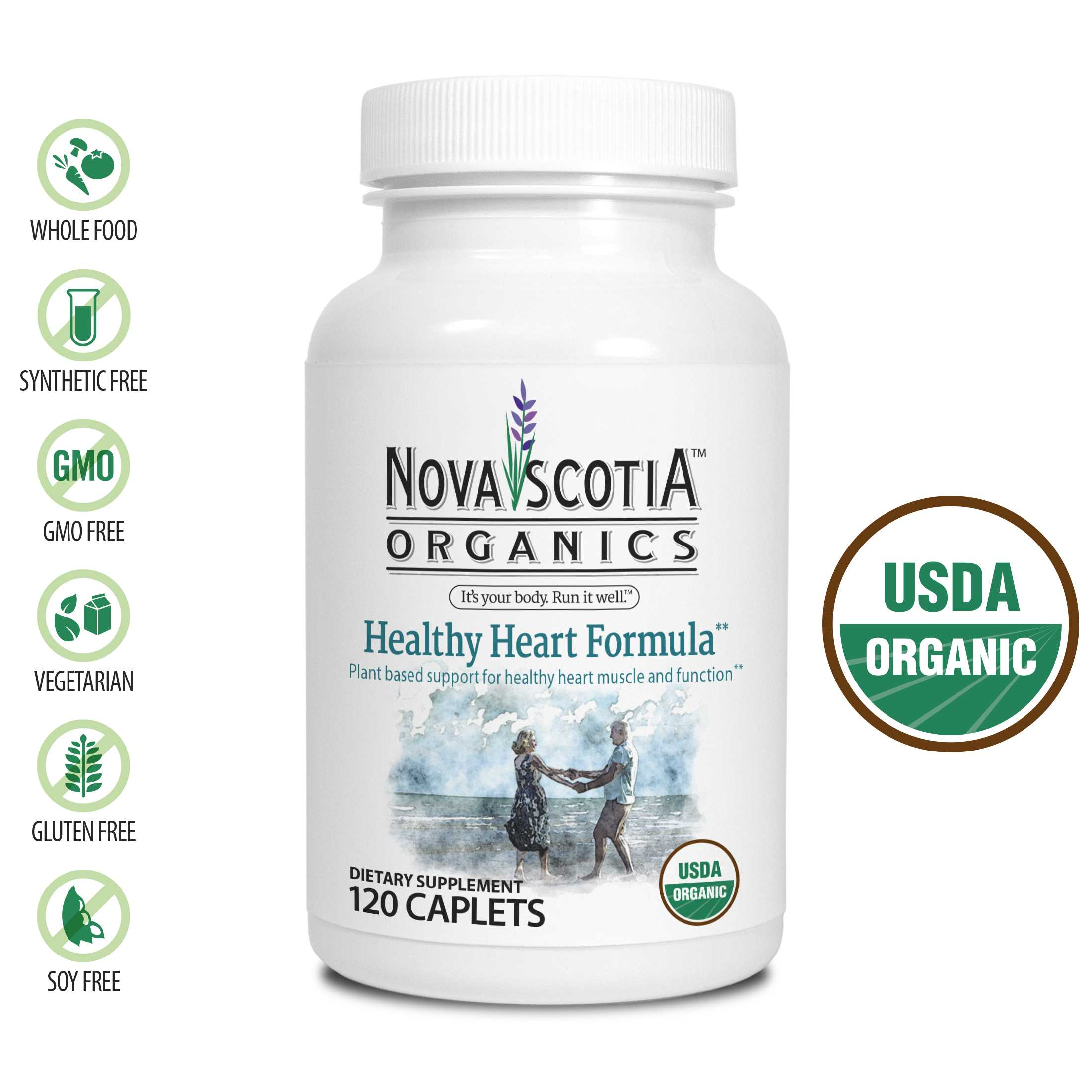 Nova Scotia Healthy Heart caplets 120's