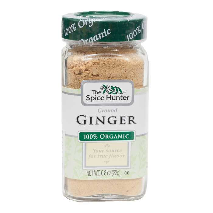 Spice Hunter Organic Ginger