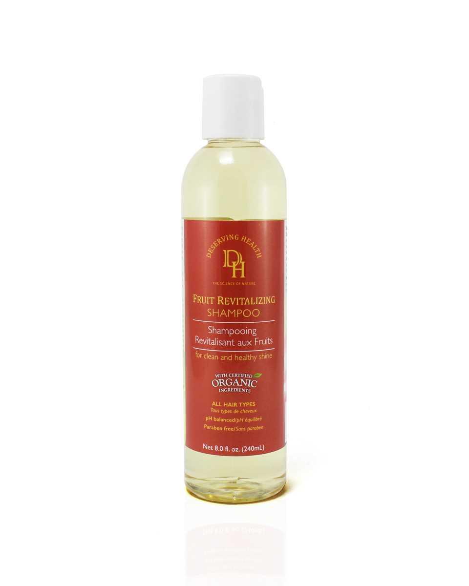 Deserving Health Fruit Revitalizing Shampoo