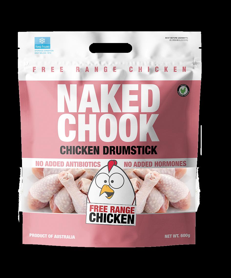 Naked Chook Chicken Drumstick