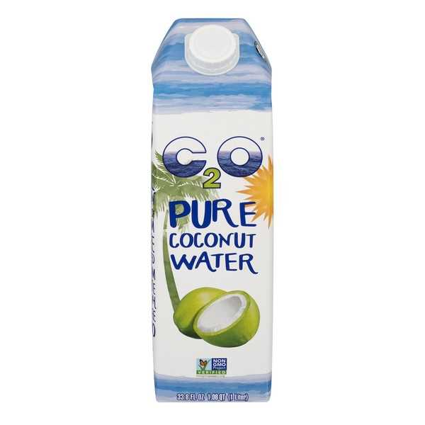 C2O Coconut Water Pure 1Lt