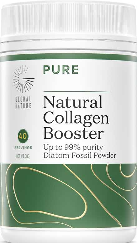 Pure Natural Collagen Booster 30g