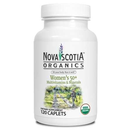 Nova Scotia Women's 50+ Multivitamins 120's