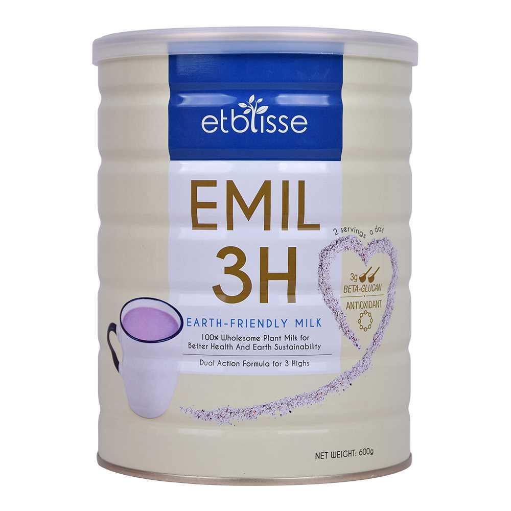 Biogreen Etblisse Emil 3H Milk