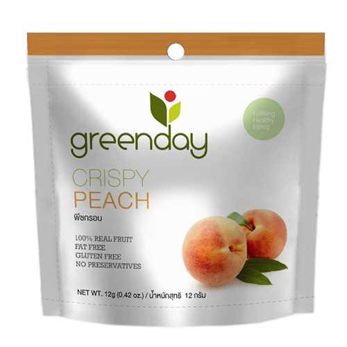 Greenday Crispy Peach