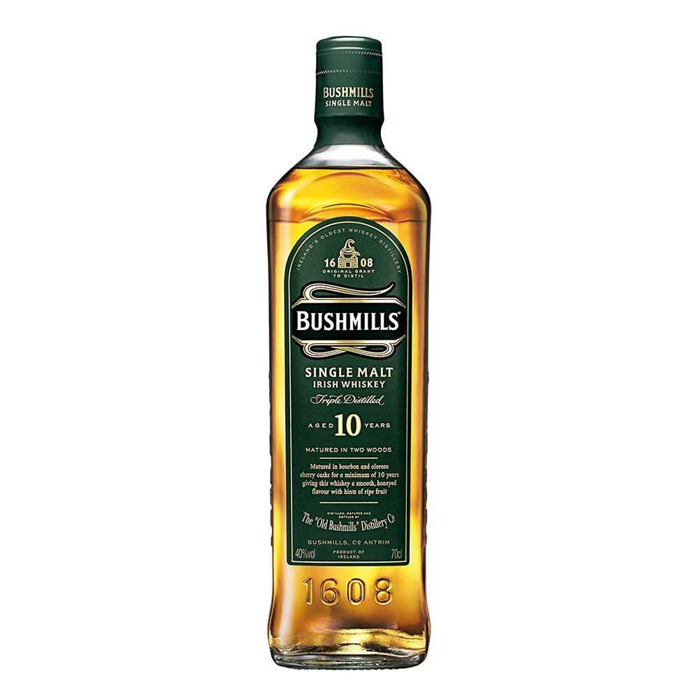 Bushmills 10 Year Old (700ml)