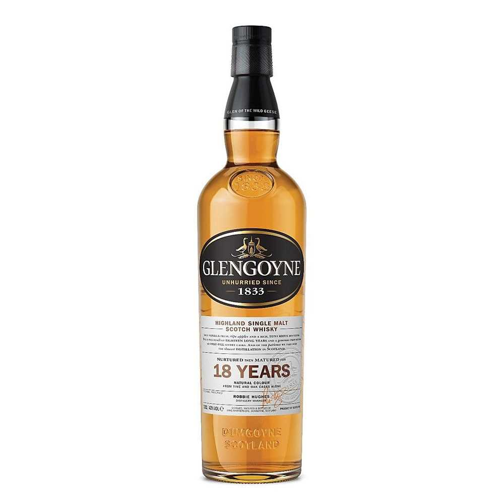 Glengoyne 18 Year Old (700ml)